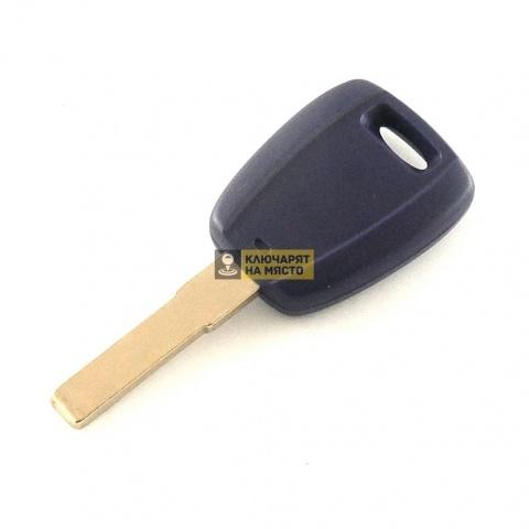 Ключ за Alfa Romeo с място за транспондер профил SIP22