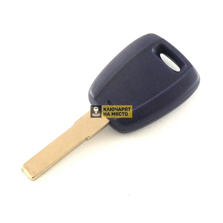 Ключ за Lancia с място за транспондер профил SIP22