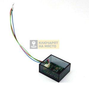 Емулатор за Opel с процесор Motorolla HC11E20