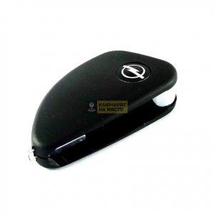 Сгъваем ключ за Opel с място за транспондер