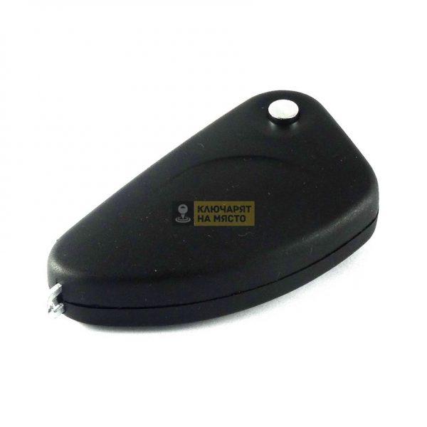 Сгъваем ключ за Chevrolet с място за транспондер