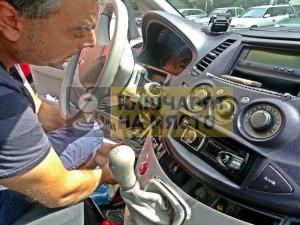 Ремонт на патрон на контакт на Mitsubishi Grandis