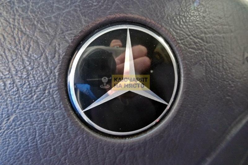 Смяна на моторен компютър на Mercedes A-class