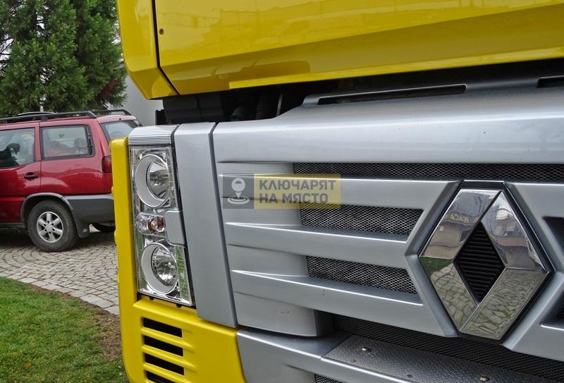 Ремонт брава и ключалки на Renault Magnum
