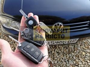 Ключ за VW Golf4 Изработка