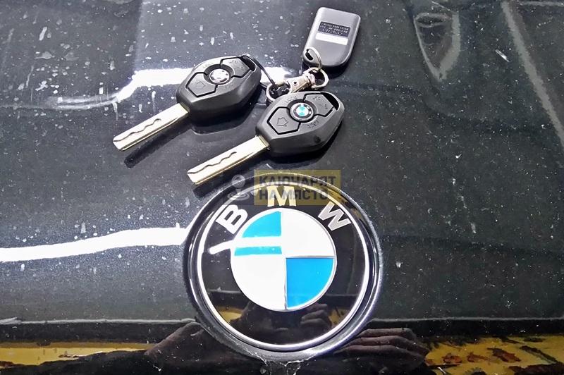 Ключ за BMW X5 Изработка