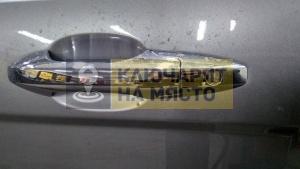 Ремонт брава и патрон на стартер на Honda CR-V