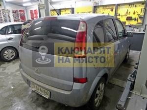 Смяна на Engine control модул на Opel Meriva