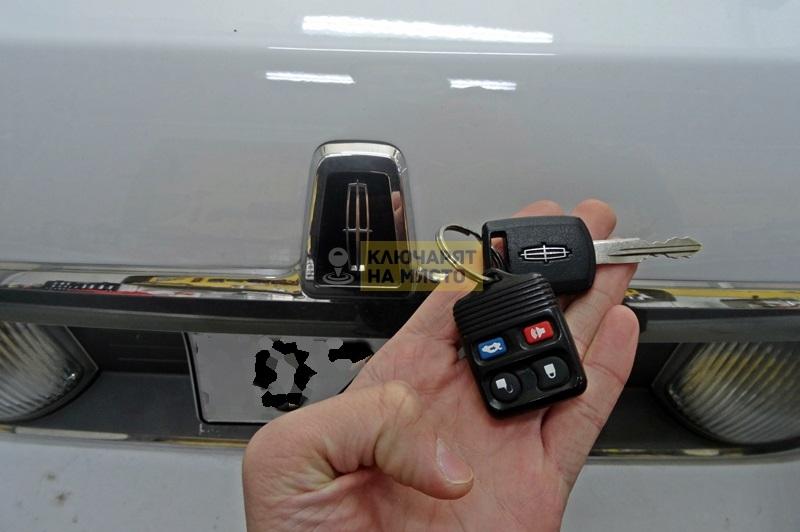 Ремонт на централно заключване за Lincoln Town Car