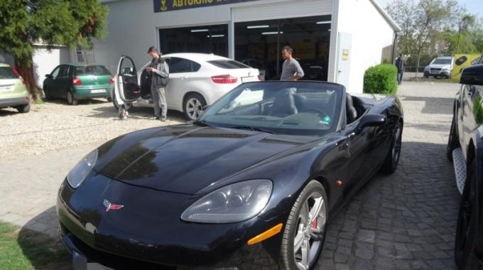 Ремонт на дистанционно Keyless Go за Chevrolet Corvette