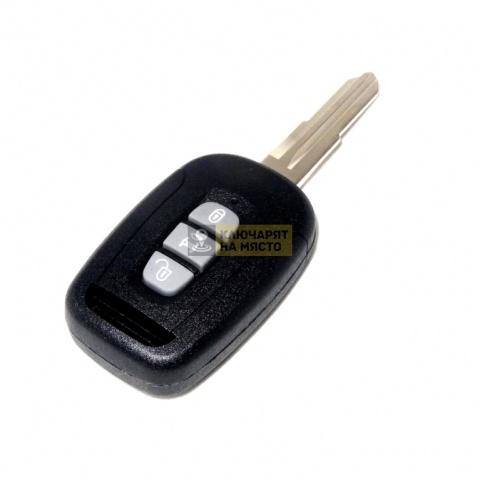 Ключ за Chevrolet Captiva ID46 433 Mhz с 3 бутона