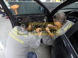 Брава за BMW серия 5 - Ремонт