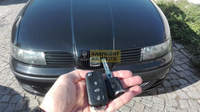 Ключ за Seat Leon 2003 Изработка