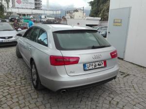 Ключ за Audi A6 2011г - Изработка на дубликат