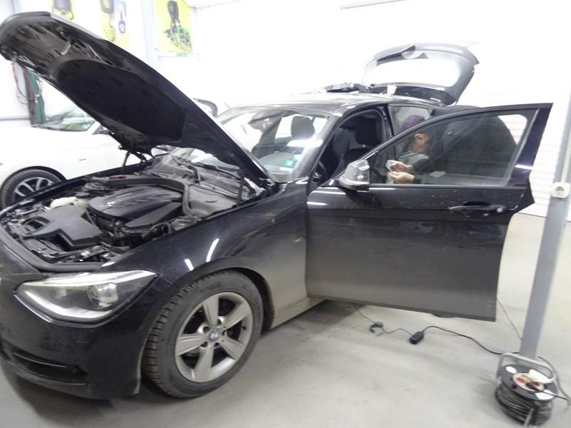 Ключ за BMW 1 Series 2013 – Изработка на дубликат