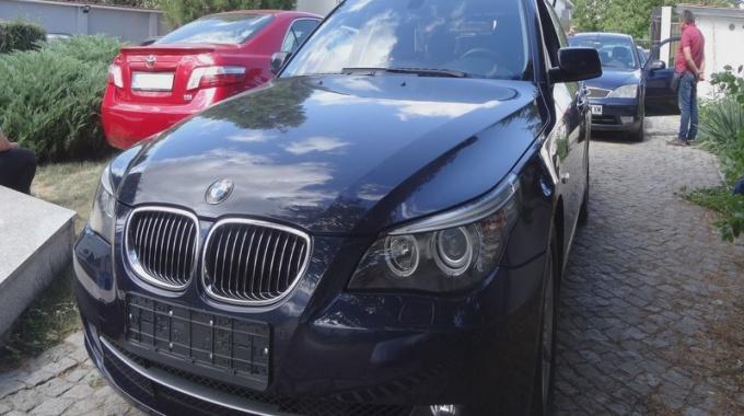 Ремонт на антена за BMW 5 2005