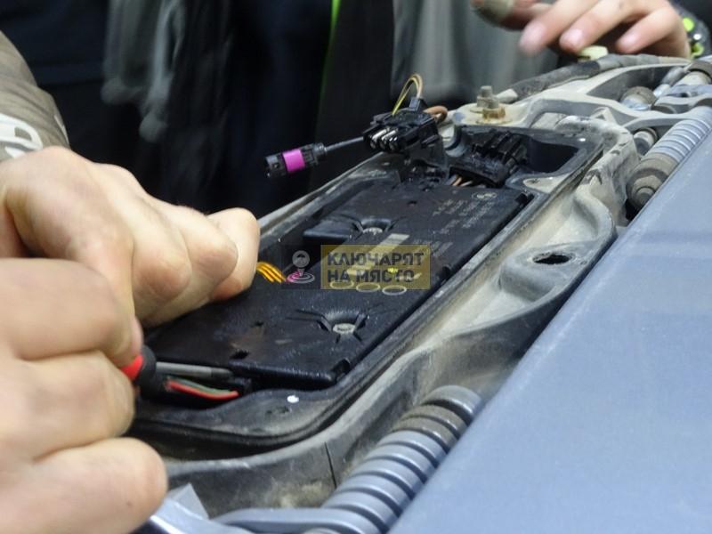 Смяна на антена за BMW 3 E91 2006