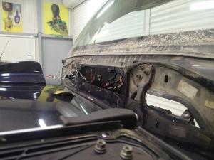 Ремонт на централно заключване - BMW E-91