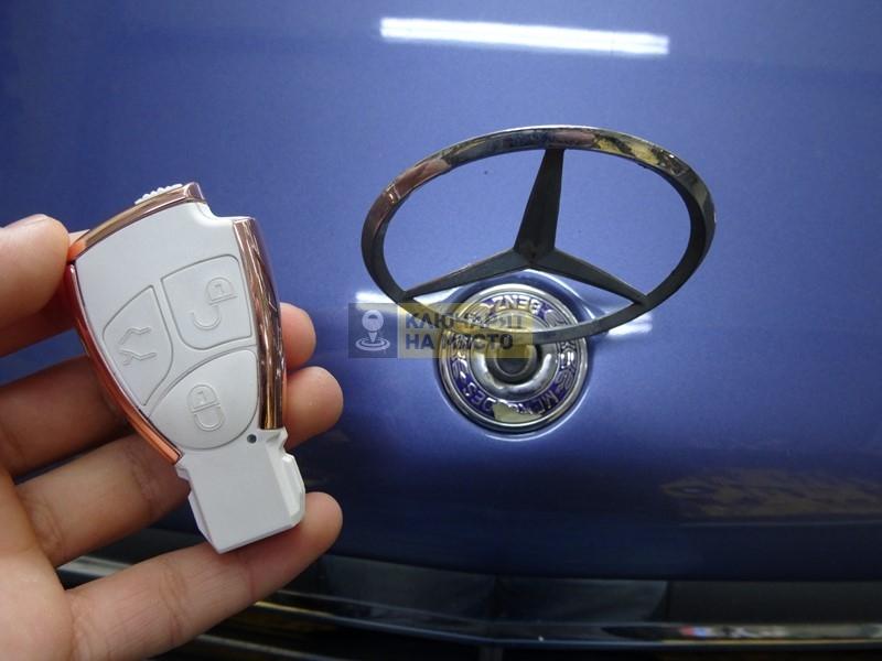 Ключ за Mercedes CLK 2002 изработка на дубликат