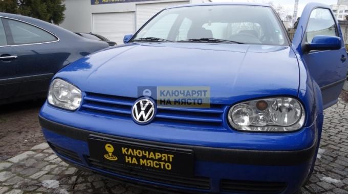 Ремонт на ключалка за VW Golf IV