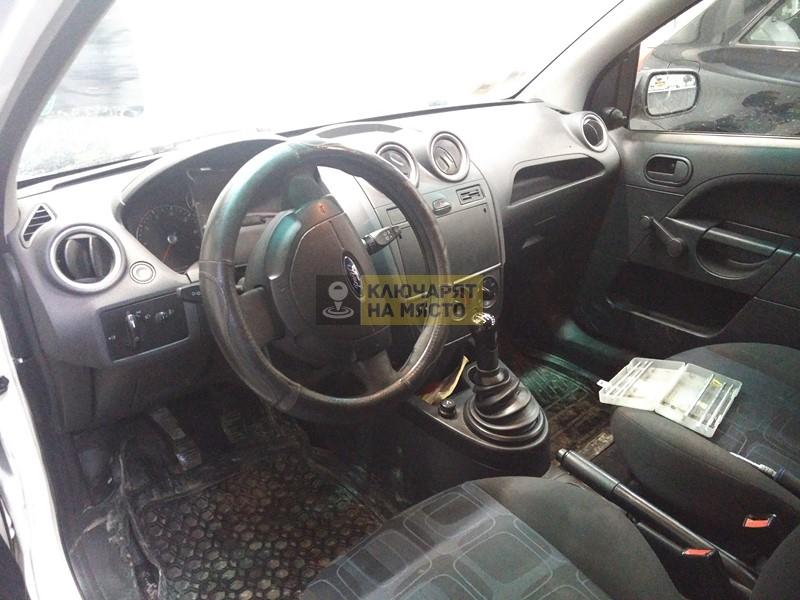 Патрон на контакт на Ford Fiesta – Ремонт