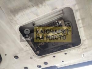 Ремонт на брава на Citroen Berlingo