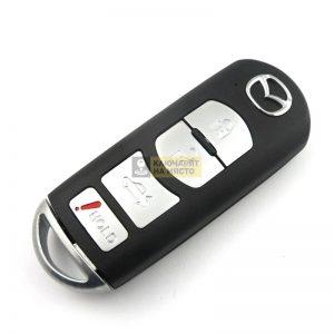 Кутийка за Mazda с 3 + 1 бутона