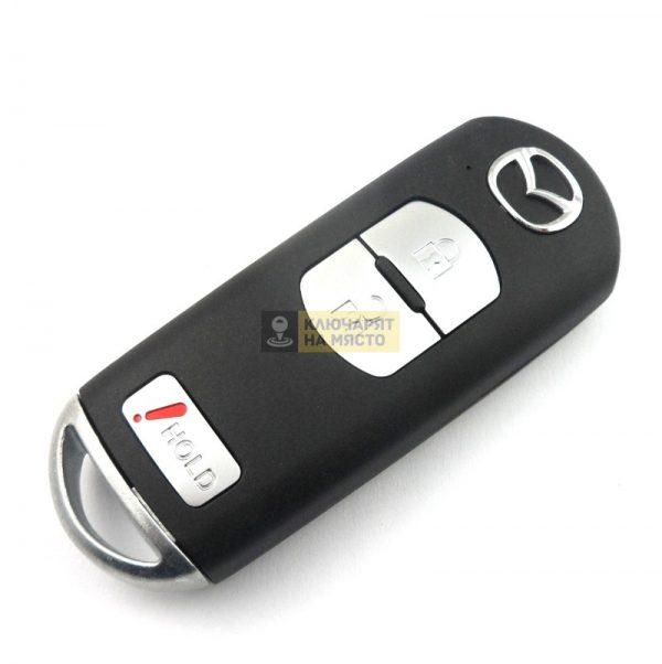 Кутийка за Mazda с 2 +1 бутона