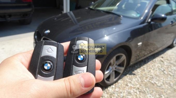 Ключ за БМВ 3 серия E92