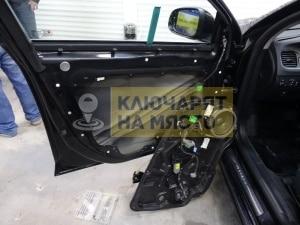 Ремонт на брава на Волво S60